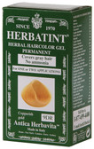 Herbatint Permanent Copperish Gold 9DR, Natural Hair Color