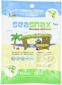 Organic Premium Roasted Seaweed Snack Original 0.54 oz (15 g), SeaSnax