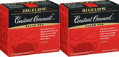 2 x Constant Comment Black Tea 40 Tea Bags, Bigelow, 2-Pack