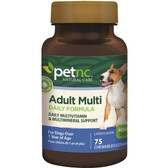 Pet Natural Care Adult Multi Daily Formula Liver Flavor 75 Chews, 21st Century