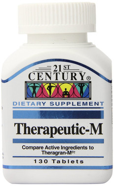 Therapeutic-M 130 Tabs, 21st Century