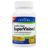 Healthy Eyes SuperVision2 120 sGels, 21st Century