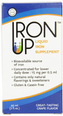 Iron Up Liquid Iron Supplement Grape Flavor 2 oz (60 ml), A.C. Grace Company