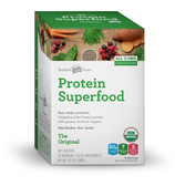 Protein Superfood All In One Nutrition Shake The Original 10 Pkts, Amazing Grass