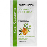 Smith & Vandiver Soothing Foot Soak Peppermint & Tangerine .75oz, Aromatherapaes