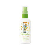 Natural Insect Repellent 2 oz (59 ml), BabyGanics