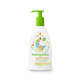 Night Time Baby Lotion Orange Blossom 12 oz (354 ml), BabyGanics