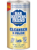 Cleanser & Polish 12 oz (340 g), Bar Keepers Friend