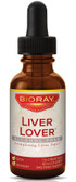 Liver Lover Revitalizing Liver Tonic Alcohol Free 2 oz (60 ml), BioRay