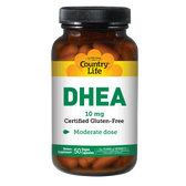DHEA 10 mg 50 VCaps, Country Life