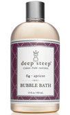 Bubble Bath Fig - Apricot 17 oz (500 ml), Deep Steep