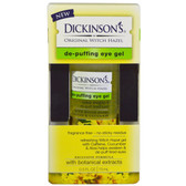 De-Puffing Eye Gel Original Witch Hazel 0.5 oz (15 ml), Dickinson Brands
