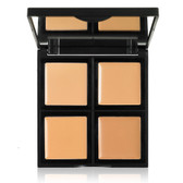 Foundation Palette Light/Medium 0.43 oz (12.4 g), E.L.F. Cosmetics