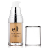 Beautifully Bare Foundation Serum SPF 25 Sunscreen Light/Medium 0.47 oz, E.L.F.