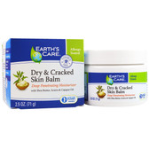 Dry & Cracked Skin Balm 2.5 oz (71 g), Earth's Care