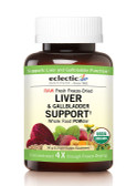 Organic Liver and Gallbladder Support Whole Food Pwd 3.2 oz, Eclectic Institute