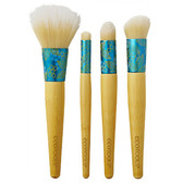 Four-Piece Beautiful Complexion Set 4 Brushes, EcoTools