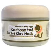 Milky Piggy Carbonated Bubble Clay Mask 100 g, Elizavecca