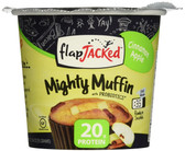 Mighty Muffin with Probiotics Cinnamon Apple 1.94 oz (55 g), FlapJacked