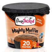 Mighty Muffin with Probiotics Maple Pumpkin 1.94 oz (55 g), FlapJacked