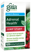 Adrenal Health Jump Start 60 Vegan Liquid Phyto-Caps, Gaia Herbs