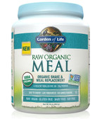 RAW Meal Organic Shake & Meal Replacement 16 oz (454 g), Garden of Life