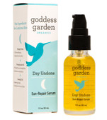Organics Day Undone Sun-Repair Serum 1 oz (30 ml), Goddess Garden
