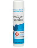 Natural Sunscreen Kids Sport Sunscreen Stick SPF 30 0.6 oz, Goddess Garden