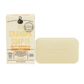 Face & Body Bar Soap Nourish Buttermilk 4.25 oz (120 g), Grandpa's