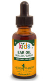 Mullein/Garlic Kids Ear Oil 1 oz (30 ml), Herb Pharm