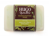 Handcrafted Soap Mexican Lime & Bergamot 4 oz (113 g), Hugo Naturals