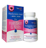 Hyaluronic Acid for Hair Skin & Nails Mixed Berry 30 Chewable Lozenges, Hyalogic