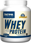 100% Natural Whey Protein Ultrafiltered Powder Vanilla 16 oz, Jarrow Formulas