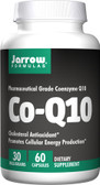 Co-Q10 30 mg 60 Capsules, Jarrow Formulas