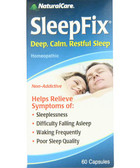Sleep Fix 60 Caps Natural Care