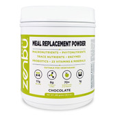 Zenbu Shake Meal Replacement Powder Chocolate 16.4 oz (465 g), Madre Labs