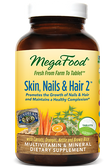 Skin Nails & Hair 2 90 Tabs, MegaFood