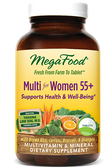 Multi for Women 55+ 120 Tabs, MegaFood