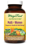 Multi for Women 60 Tabs, MegaFood