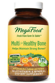 Multi for Healthy Bone 180 Tabs, MegaFood