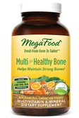 Multi For Healthy Bone 40 Tabs, MegaFood
