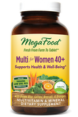 Multi for Women 40 + 120 Tabs, MegaFood