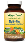 Multi for Men 60 Tabs, MegaFood