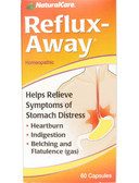 Reflux-Away 60 Caps Natural Care, Heartburn