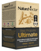 Bee Propolis Ultimate 60 VCaps, NaturaNectar