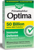 Primadophilus Optima Immune Defense 30 VCaps, Nature's Way