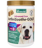 ArthriSoothe-GOLD Advanced Care Level 3 For Dogs, Cats 180 Soft Chews, NaturVet