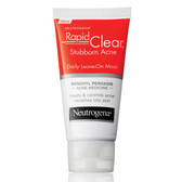 Rapid Clear Stubborn Acne Daily Leave-On Mask 2 oz (56 g), Neutrogena