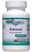 Adrenal Natural Glandular 150 Caps, Nutricology