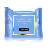 Makeup Remover Cleansing Towelettes 25 Pre-Moistened Towelettes, Neutrogena